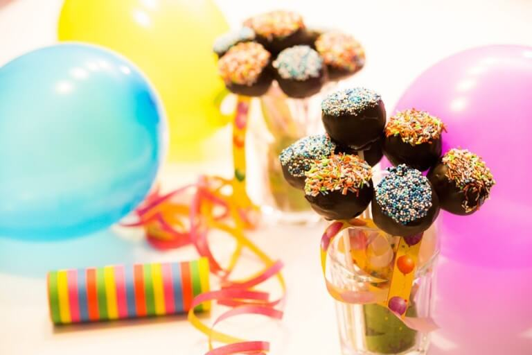 Cake Pops Oreo Lolly Kuchen