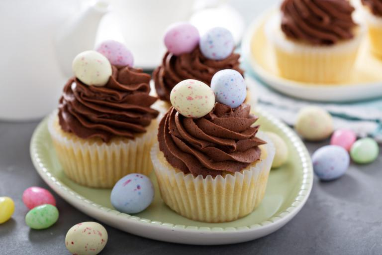 Oster Vanille Muffins Cup Cakes