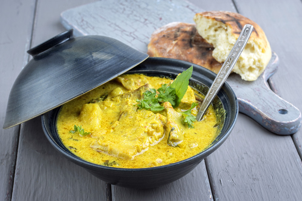 Fisch Curry