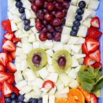 Osterhase Obst